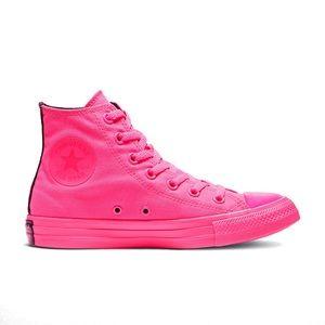 Converse Chuck Taylor High Top Hyper Pink OPI